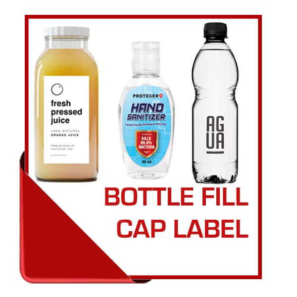 Bottlr Fill Cap Label